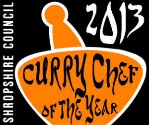 Curry Chef Winner Logo